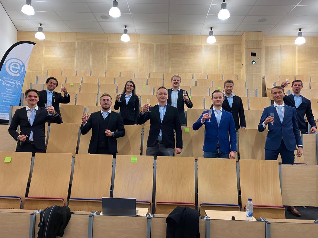 Algemene ledenvergadering & bestuurswissel