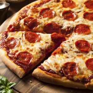 Pizza keuze borrel: Oranje boven!