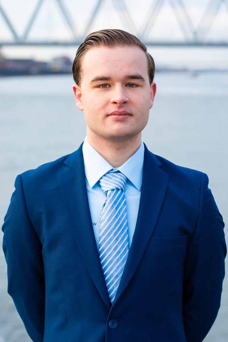 Martijn Soetekouw - Secretaris