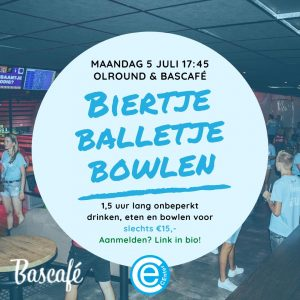 5 jul: Borrel Bascafé